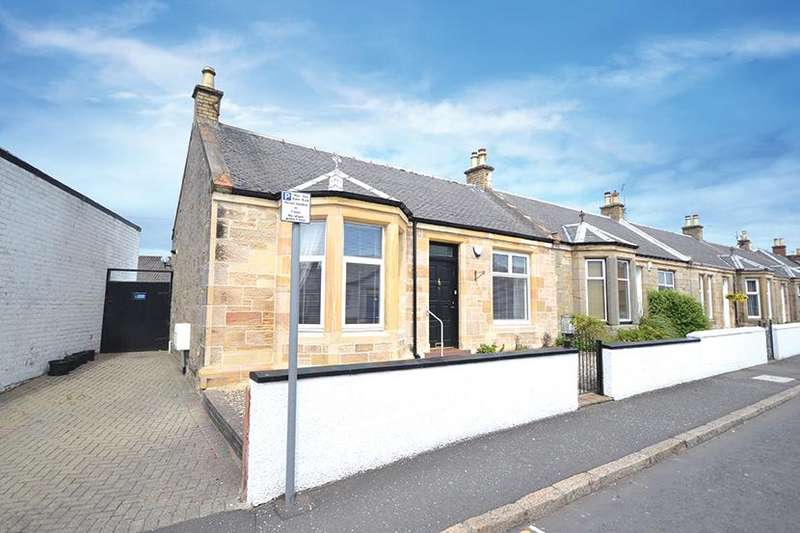2 Bedrooms Semi Detached Bungalow for sale in 5 St Quivox Road, Prestwick, KA9 1LJ
