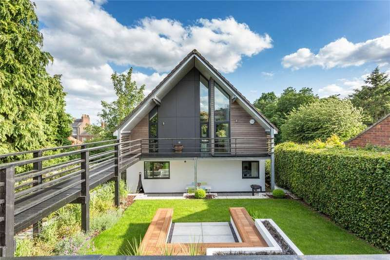 4 Bedrooms Detached House for sale in Windmill Rise, York, YO26