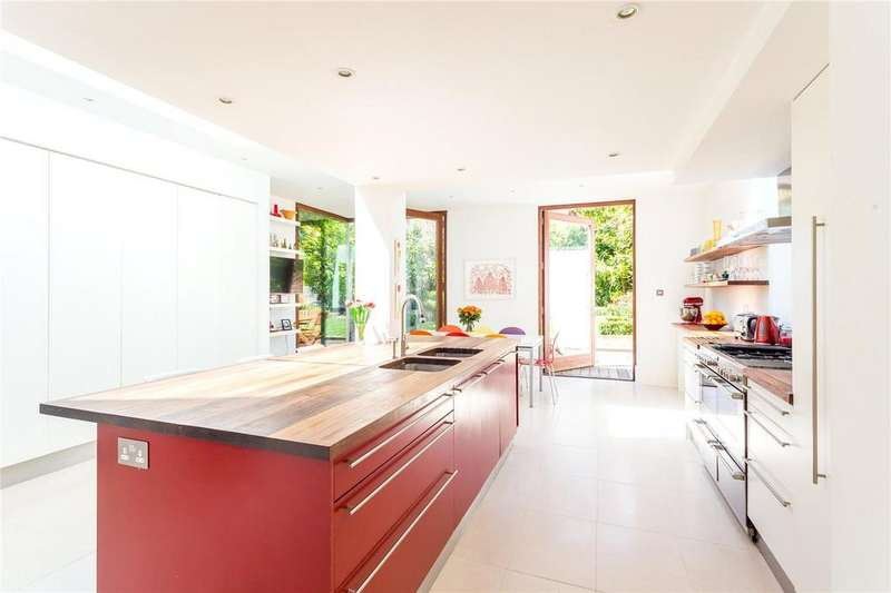 6 Bedrooms End Of Terrace House for sale in Connaught Road, London, N4