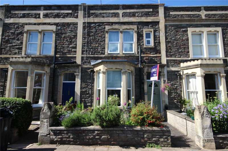 3 Bedrooms Terraced House for sale in Queen Victoria Road, Westbury Park, Bristol, BS6