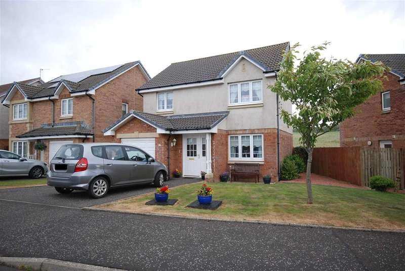 3 Bedrooms Detached House for sale in Barga Gardens, Saltcoats