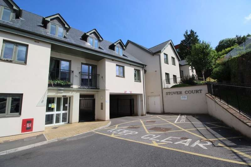 1 Bedroom Flat for sale in Stover Court East Street, Newton Abbot, TQ12