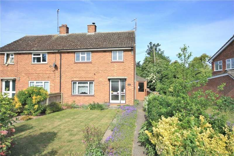 3 Bedrooms Semi Detached House for sale in Vicarage Close, Swaffham Bulbeck, Cambridge, CB25