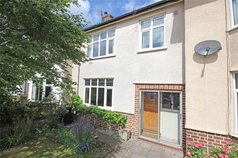 3 Bedrooms Property for sale in Wathen Road St. Andrews Bristol BS6