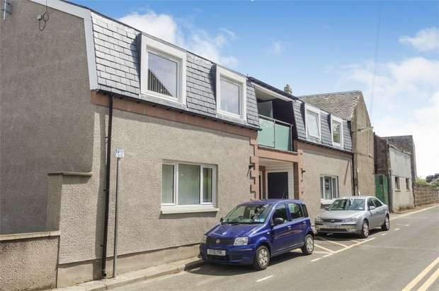 2 Bedrooms Terraced House for sale in Forbes Street, Aberdeen