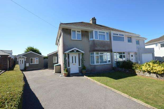 4 Bedrooms Semi Detached House for sale in Rockville Park, Plymstock, Plymouth, Devon