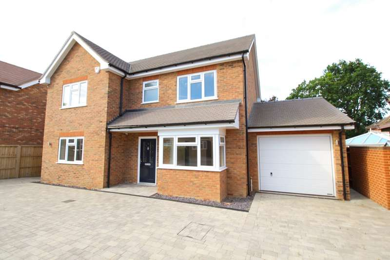 5 Bedrooms Detached House for sale in Woods Road, Caversham, Reading, RG4