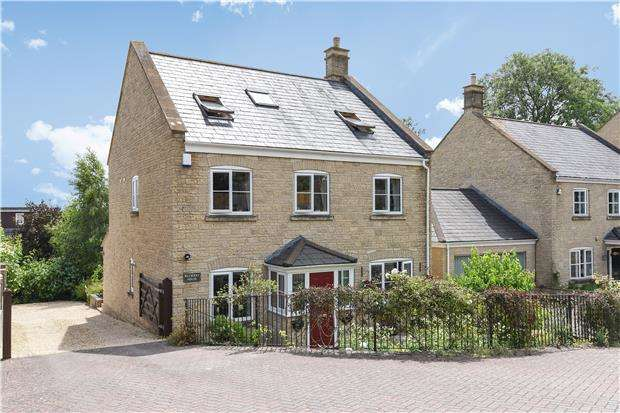 5 Bedrooms Detached House for sale in Mulberry House South Road, Timsbury, BATH, Somerset, BA2 0EJ