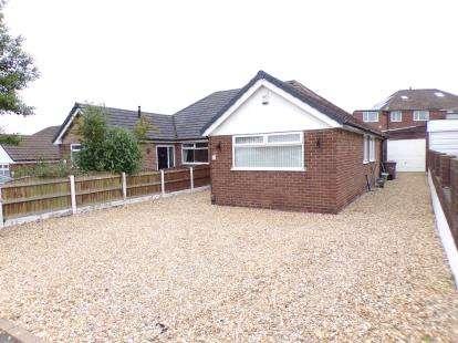 3 Bedrooms Bungalow for sale in Windsor Road, Billinge, Wigan, Merseyside, WN5