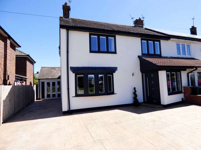 3 Bedrooms Semi Detached House for sale in Scanbeck Drive, Marske By The Sea