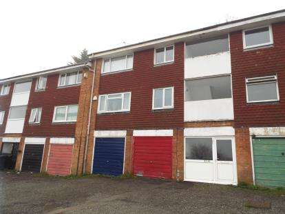 2 Bedrooms Maisonette Flat for sale in Fermor Crescent, Luton, Bedfordshire