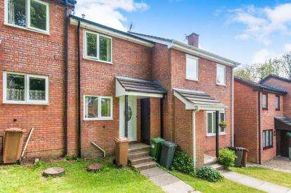 2 Bedrooms Terraced House for sale in Exeter