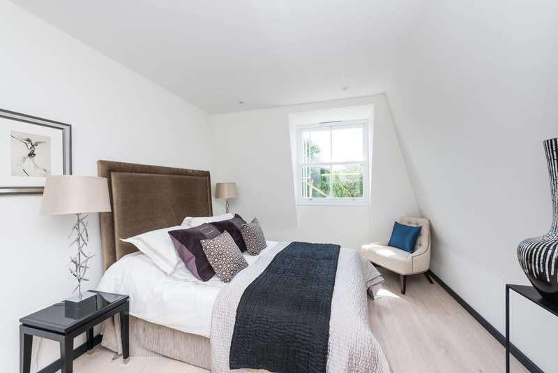 2 Bedrooms Flat for sale in -12 Southville, Stockwell, SW8