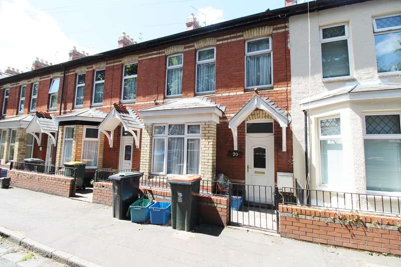 5 Bedrooms Terraced House for sale in Morris Street, Newport, NP19
