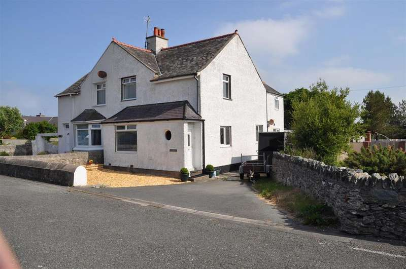 3 Bedrooms House for sale in Caergeiliog, Holyhead