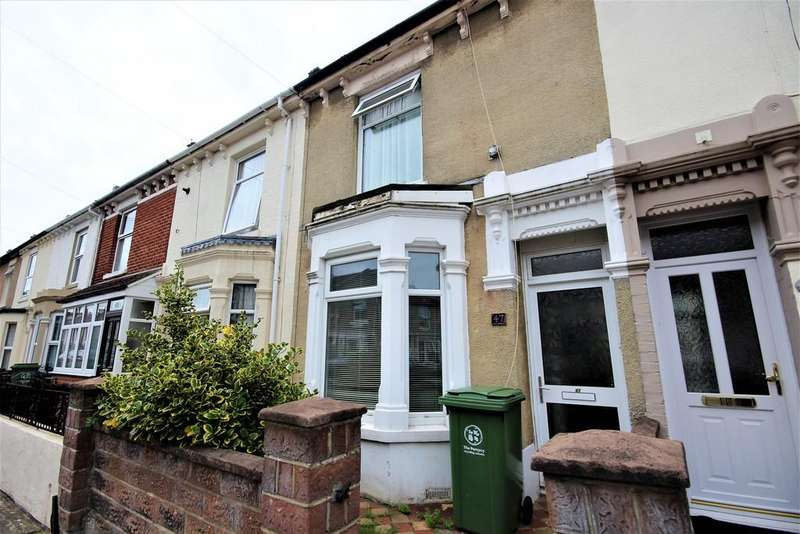 2 Bedrooms Terraced House for sale in Nelson Avenue, Portsmouth