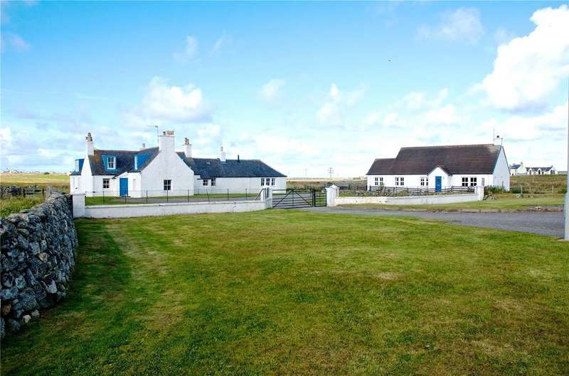 8 Bedrooms Detached House for sale in Barvas Lodge Cottage (Lot 1), Isle Of Lewis, HS2