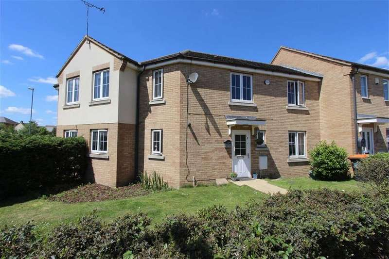 3 Bedrooms Terraced House for sale in Dimmock Close, Leighton Buzzard