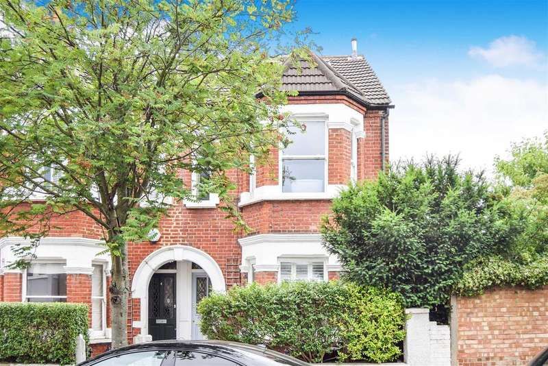 4 Bedrooms End Of Terrace House for sale in Florence Road, Wimbledon