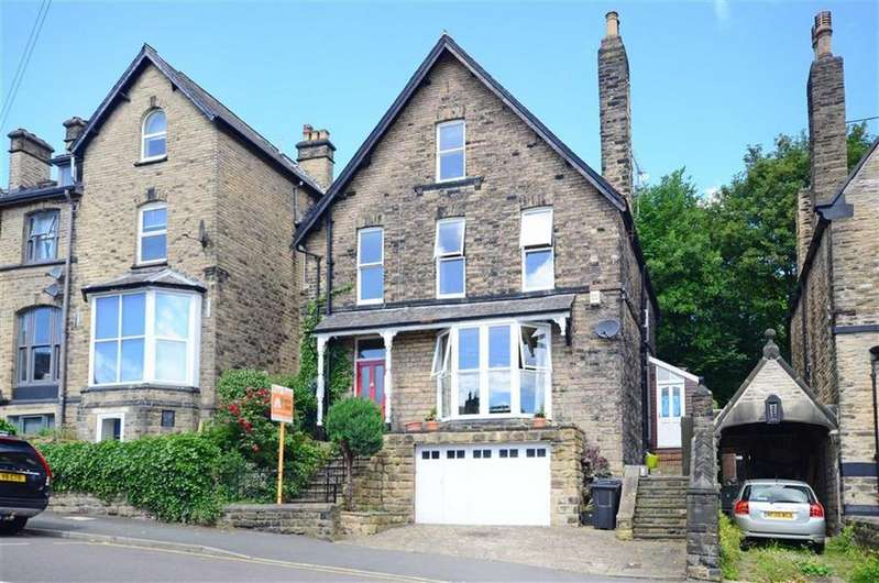 5 Bedrooms Detached House for sale in Elmore Road, Sheffield, Yorkshire