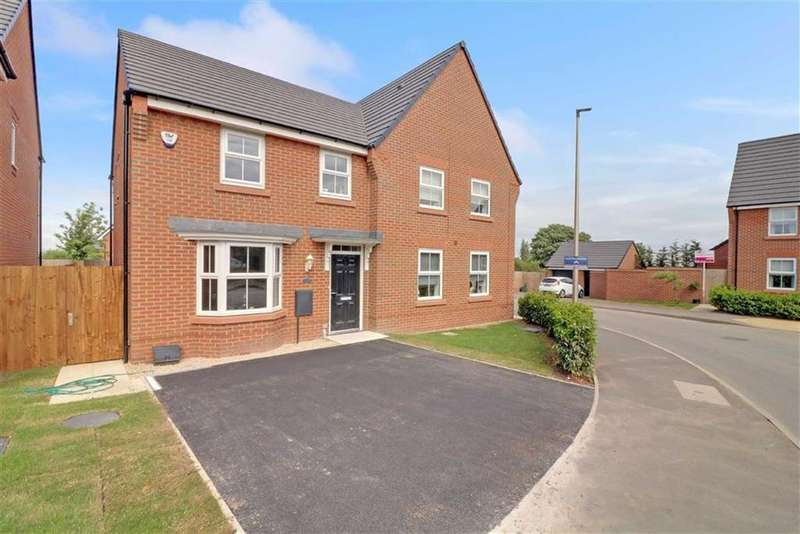 3 Bedrooms Semi Detached House for sale in Redwing Street, Winsford, Cheshire