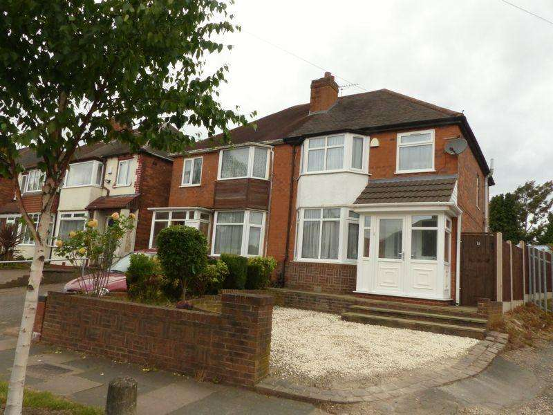 3 Bedrooms Semi Detached House for sale in Thetford Road, Great Barr