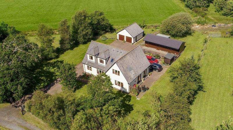 4 Bedrooms Detached House for sale in Oakmount, Ochiltree
