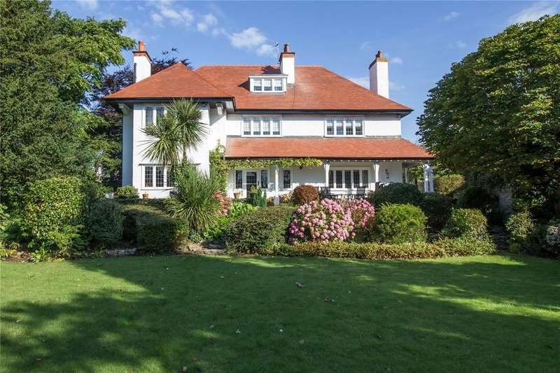 6 Bedrooms Detached House for sale in Victoria Road, Penarth, Vale Of Glamorgan, CF64