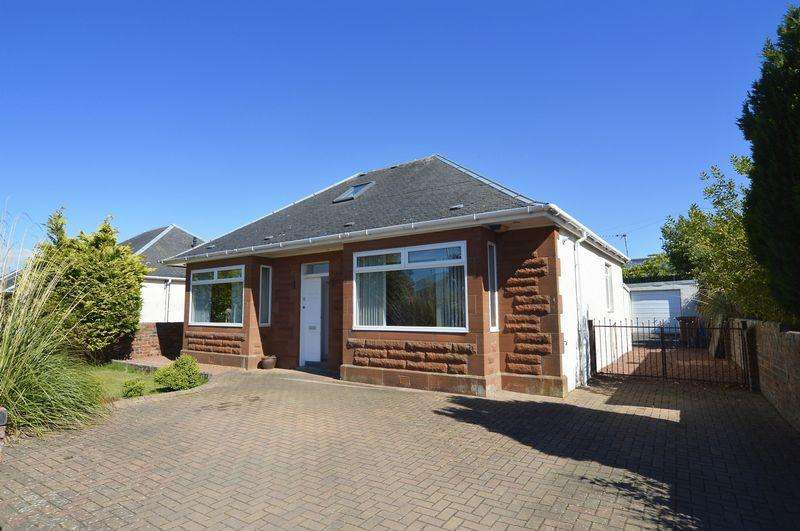3 Bedrooms Detached Bungalow for sale in Belmont Road, Ayr