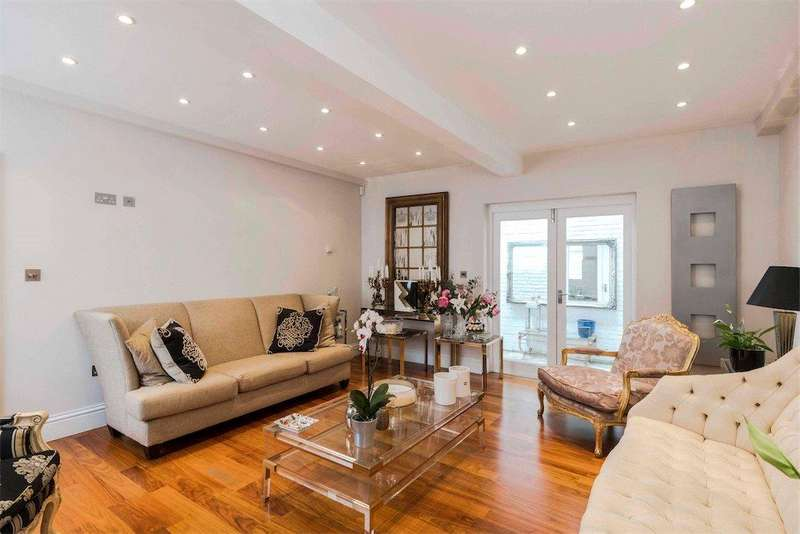 3 Bedrooms House for sale in Oldbury Place, Marylebone, W1U