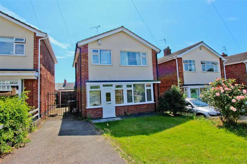 3 Bedrooms Detached House for sale in Hazelhead Road, Anstey