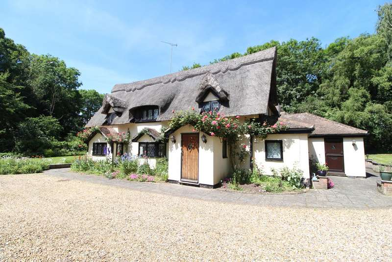 5 Bedrooms Detached House for sale in Great Barton IP31