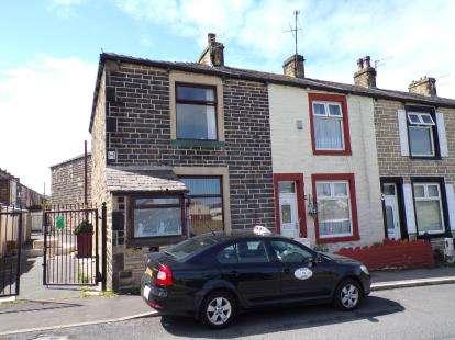 3 Bedrooms End Of Terrace House for sale in Pratt Street, Burnley, Lancashire, BB10