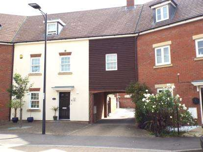 5 Bedrooms Terraced House for sale in Brooklands Avenue, Wixams, Bedford, Bedfordshire