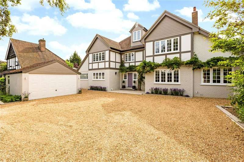 6 Bedrooms Detached House for sale in Blackpond Lane, Farnham Royal, Slough, SL2