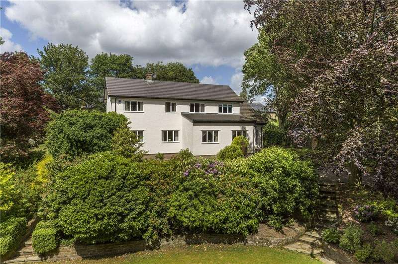 4 Bedrooms Detached House for sale in Linden Lea, Gilstead Lane, Bingley, West Yorkshire
