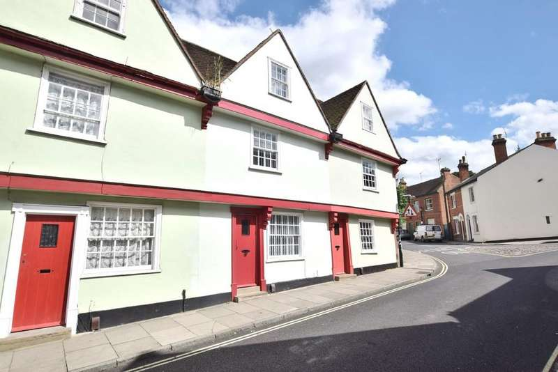 4 Bedrooms Terraced House for sale in West Stockwell Street, Colchester, CO1 1HR