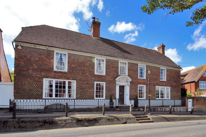 8 Bedrooms Detached House for sale in The Hill, Cranbrook, Kent, TN17 3AD