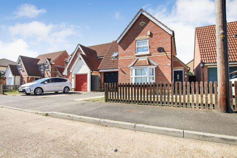 3 Bedrooms Detached House for sale in Fulbrook Lane, South Ockendon