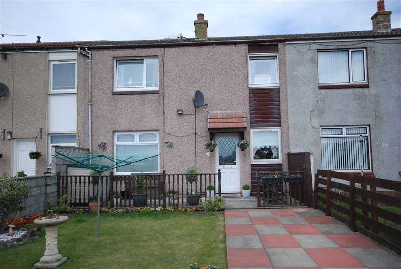 2 Bedrooms Terraced House for sale in Hillside Street, Stevenston
