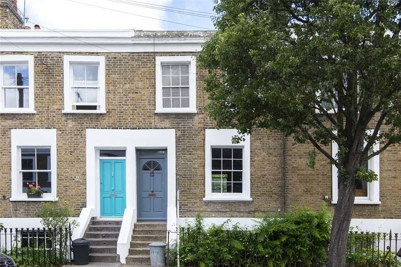 2 Bedrooms Terraced House for sale in Mehetabel Road, London, E9