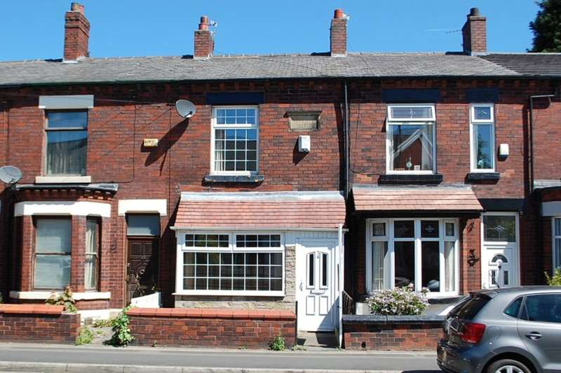 2 Bedrooms Terraced House for sale in Newmarket Road, Ashton-Under-Lyne, OL7