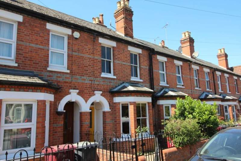 2 Bedrooms Terraced House for sale in Rowley Road, Reading