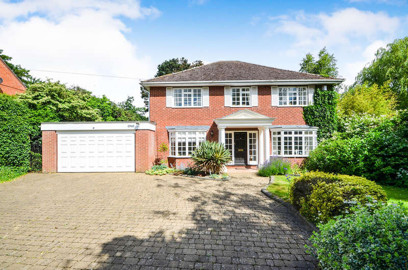 4 Bedrooms Detached House for sale in Vicarage Lane , Dunchurch, Rugby
