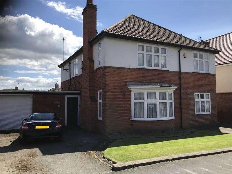 5 Bedrooms Detached House for sale in Eastgate, Hornsea, East Yorkshire