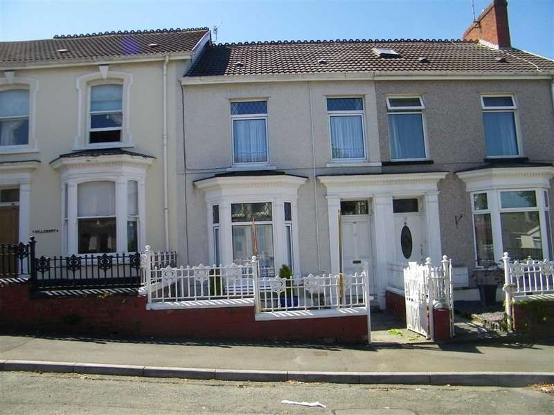 3 Bedrooms Terraced House for sale in Glevering Street, Llanelli