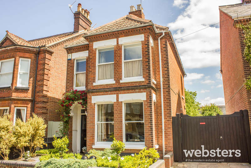 4 Bedrooms Detached House for sale in College Road, Norwich NR2