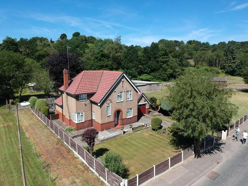 3 Bedrooms Detached House for sale in Greylands Farm, Lumns Lane, Swinton, Manchester, M27