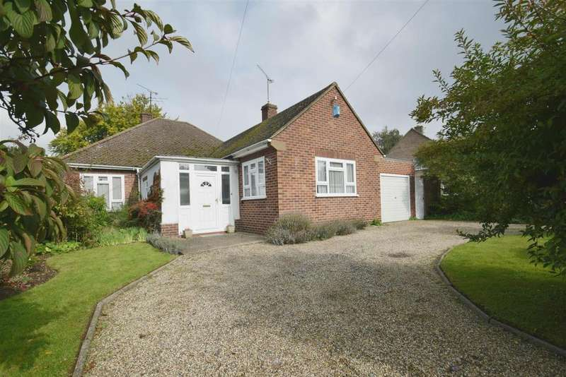 3 Bedrooms Detached Bungalow for sale in Richmond Road, Caversham Heights, Reading