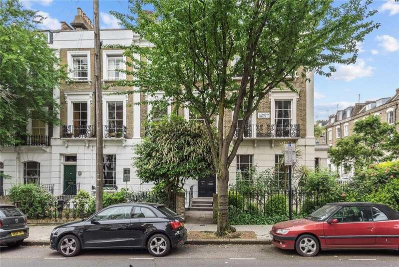 2 Bedrooms Flat for sale in Ellington Street, Islington, London, N7